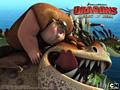 Fishlegs & Meatlug - A Boy & His Dragon