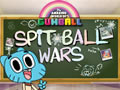Spit Ball Wars | The Amazing World of Gumball Games | Cartoon Network