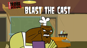 Blast The Cast