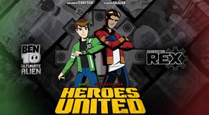 Ben 10 / Generator Rex Heroes United