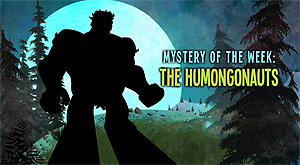 Crystal Cove Online: The Humongonauts