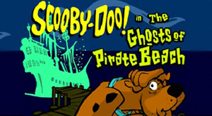 Scooby Doo Ghost Pirates Beach